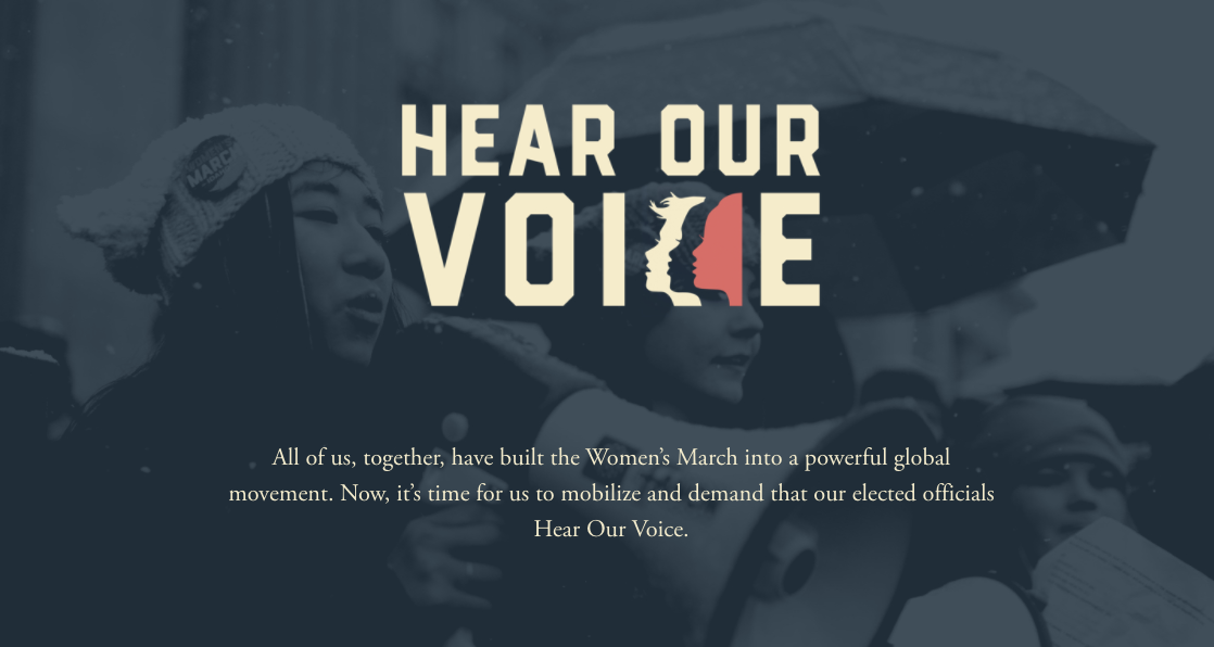 Hear Our Voice